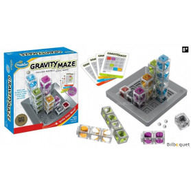 Gravity Maze - Jeu de logique