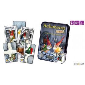 Saboteur Le Duel - Version 1 à 2 joueurs
