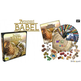 Babel - Extension pour le jeu 7 Wonders