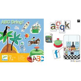 ABC Dring ! - Vocabulaire et rapidité