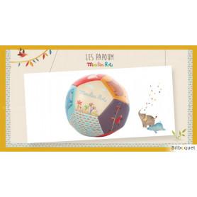 Ballon souple Les Papoum - Moulin Roty