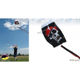 Parafoil 2 Pirate cerf-volant monofil 33x53cm