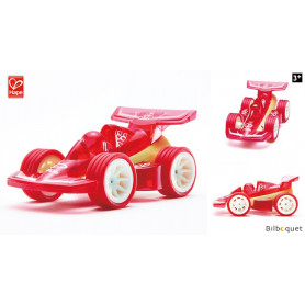 Petite voiture Mighty Mini Racer (rouge)