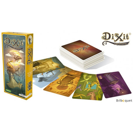 Dixit 5 Daydreams - Extension pour le jeu Dixit
