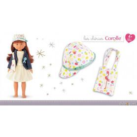 Ensemble Shopping pour poupée Les Chéries 33cm