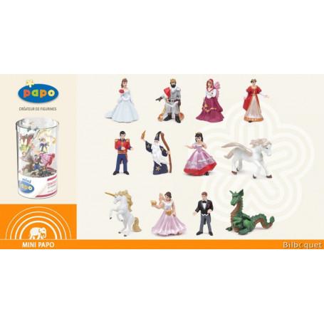 Mini Tub's Contes et légendes - 12 mini figurines