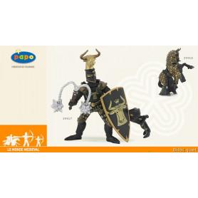 Maitre des armes cimier taureau - Figurine en plastique