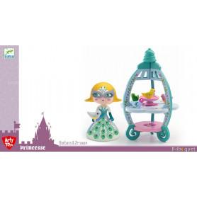 Colomba & Ze birdhouse - Arty Toys Contes et légendes