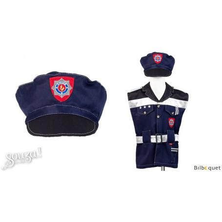 Tenue de policier - Déguisement enfant