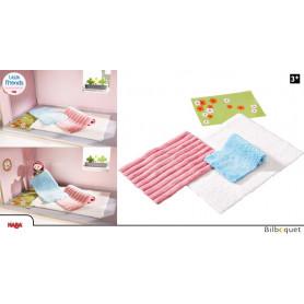 Tapis - Accessoires pour maison de poupée Little Friends
