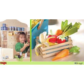 Cagette de légumes