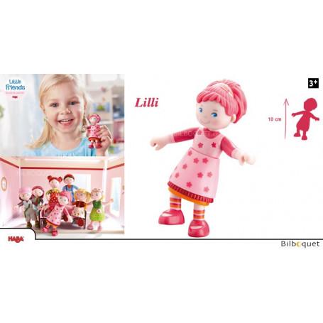 Poupée Lilli la tonique - Little Friends