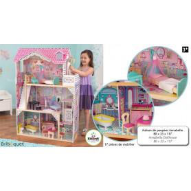 Maison de poupées KidKraft Annabelle avec mobilier