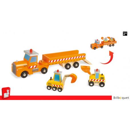 Camion de chantier Story