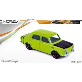 SIMCA 1000 Rallye 2 - Norev Rétro
