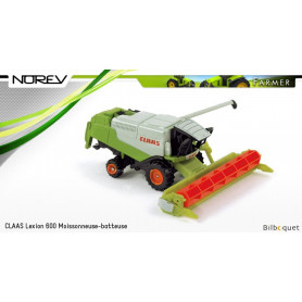 CLAAS Lexion 600 Moissonneuse-batteuse - Norev Farmer