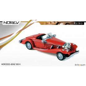 MERCEDES 500K - Norev Rétro