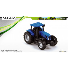 NEW HOLLAND T7070 Bluepower - Norev Farmer