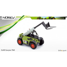 CLAAS Scorpion 7040 - Norev Farmer