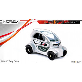 RENAULT Twizy Police - Norev Emergency