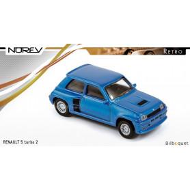 RENAULT 5 turbo 2 - Norev Rétro