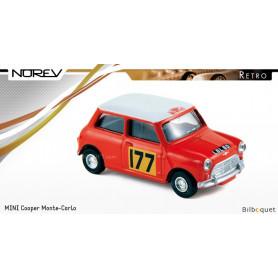 MINI Cooper Monte-Carlo - Norev Rétro