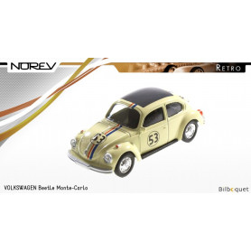 VOLKSWAGEN Beetle monte-Carlo - Norev Rétro