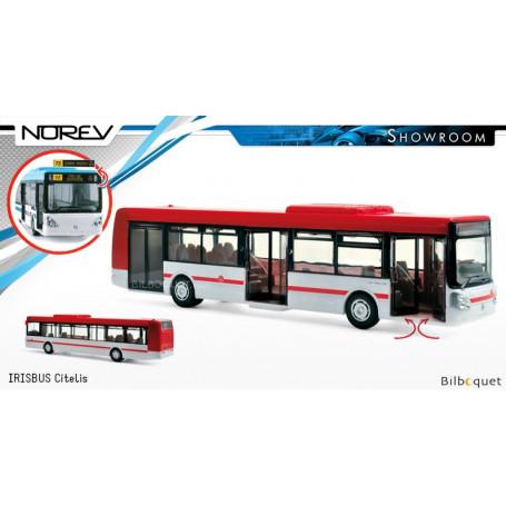 Irisbus Citelis rouge - Norev Plastigam