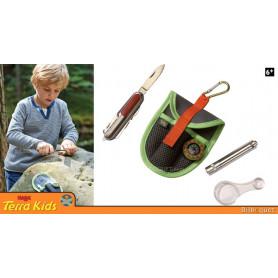 Pochette d'explorateur - Haba Terra Kids