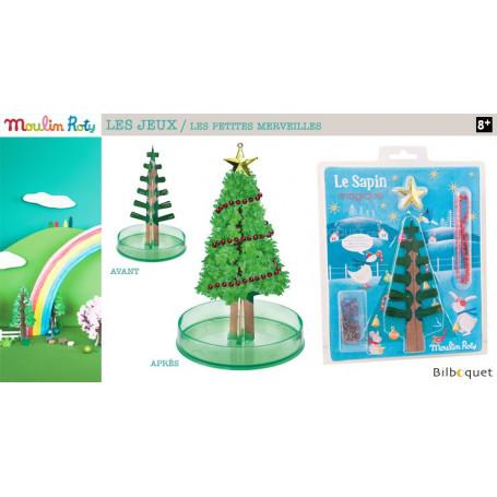 Le sapin de Noël magique - Les petites merveilles