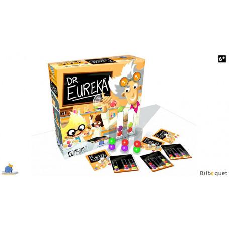 Dr Eureka Un jeu familial par Roberto Fraga
