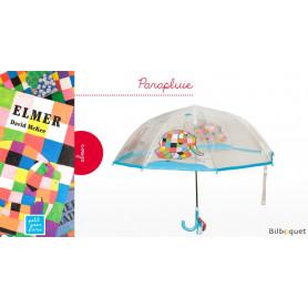 Parapluie enfant - Elmer l'éléphant