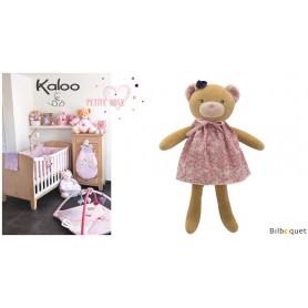 Poupée Ours - Kaloo Petite Rose