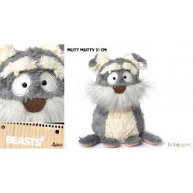 Mutt Mutty (peluche chien de terrier 23cm) - Sigikid Beasts