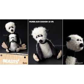 Panda Ach Goood! Small (peluche panda 22cm) - Sigikid Beasts