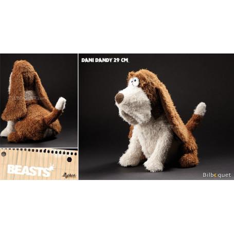 Dani Dandy (peluche chien 29cm) - Sigikid Beasts