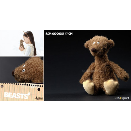 Ach Goood! Small (peluche ours 17cm) - Sigikid Beasts