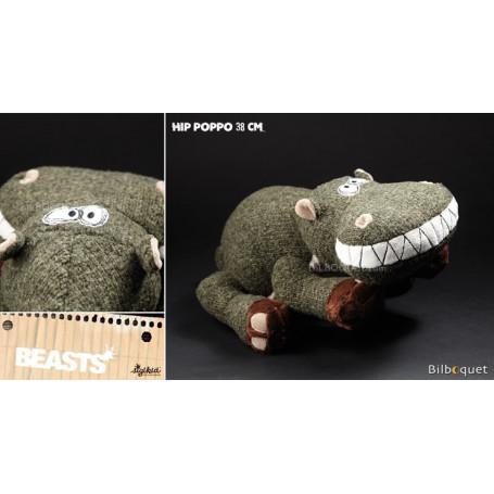 Hip Poppo (peluche hippototame 38cm) - Sigikid Beasts