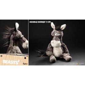 Doodle Donkey (peluche ane 38cm) - Sigikid Beasts