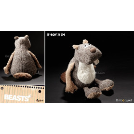It-Boy (peluche castor 34cm) - Sigikid Beasts