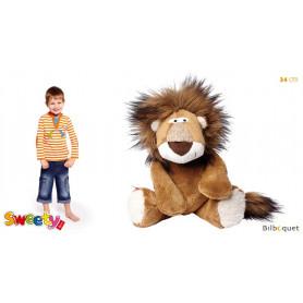 Peluche Lion 34cm - Sigikid Sweety