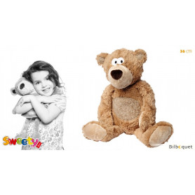 Peluche Ours 36cm - Sigikid Sweety