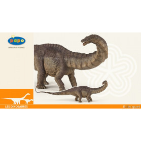 Apatosaure - Figurine Dinosaure
