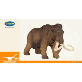 Mammouth - Figurine animal préhistorique
