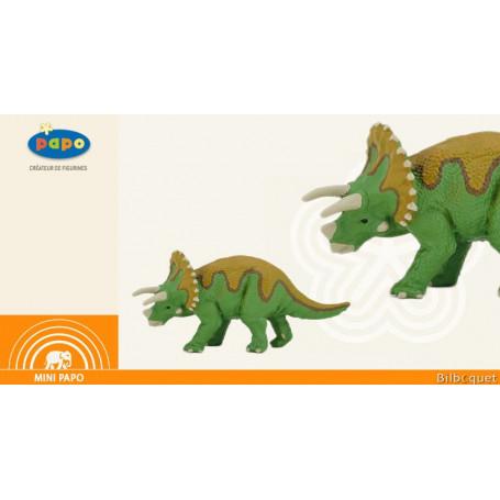 Triceratops - Mini figurine Papo