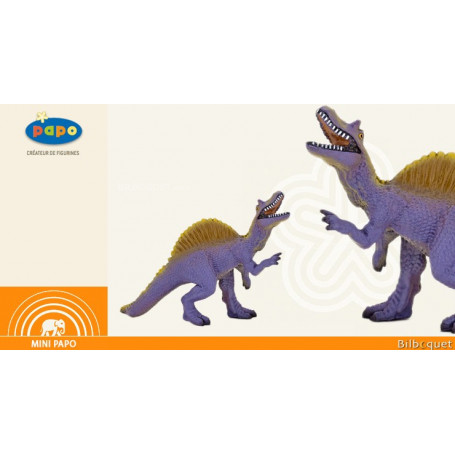 Spinosaure - Mini figurine Papo