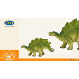 Stégosaure - Mini figurine Papo