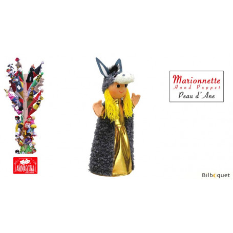 Marionnette Peau d'Ane