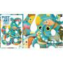 Puzz'Art Octopus - Puzzle 350 pièces