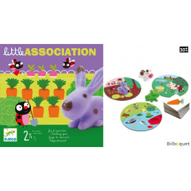 Little Association - Jeux d'association